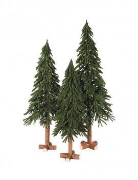 Choinka / Tree Świerk Alpejski 90cm
