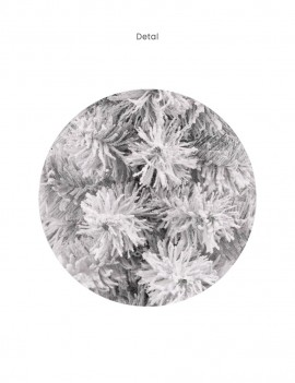 Choinka Mała śnieżona 40 cm