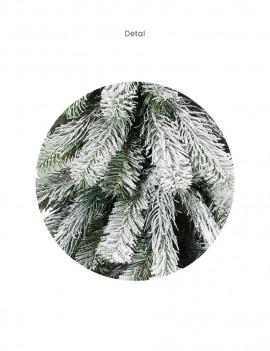 Mini Tundra na pniu 70-75cm ośnieżona