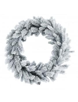 Wianek/ Wreath Rocky Flocked 100cm
