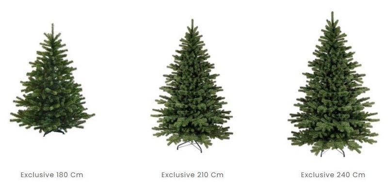 Choinki Exlusive do 240 cm