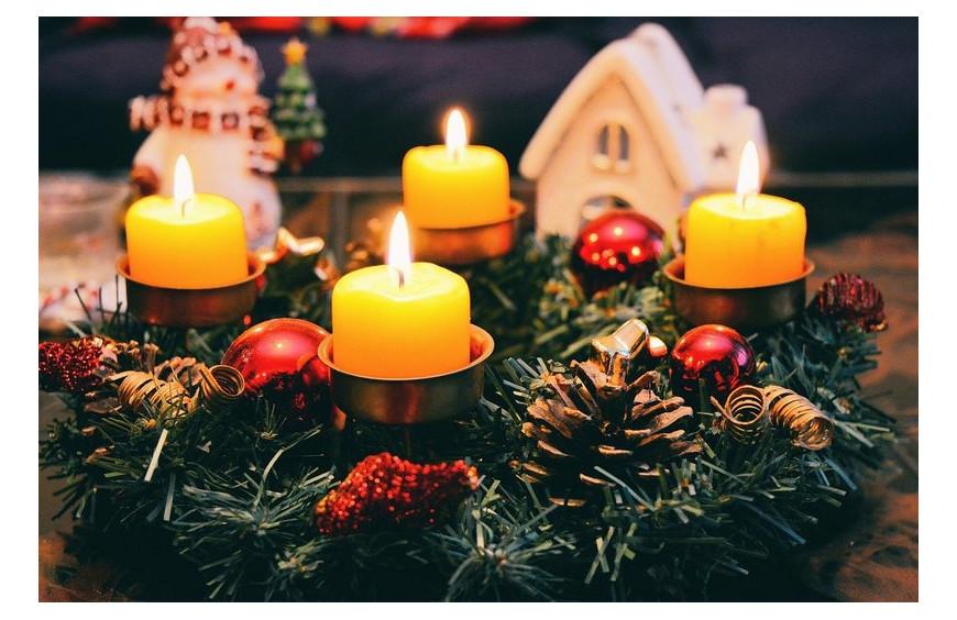Girlanda świąteczna